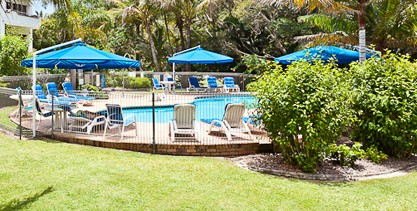 The Islander Holiday Resort - Accommodation Mount Tamborine