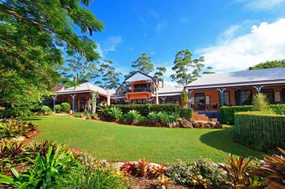 Montville Provencal Boutique Hotel - Accommodation Mount Tamborine