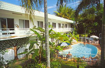Silvester Palms Holiday Apartments - Accommodation Mount Tamborine