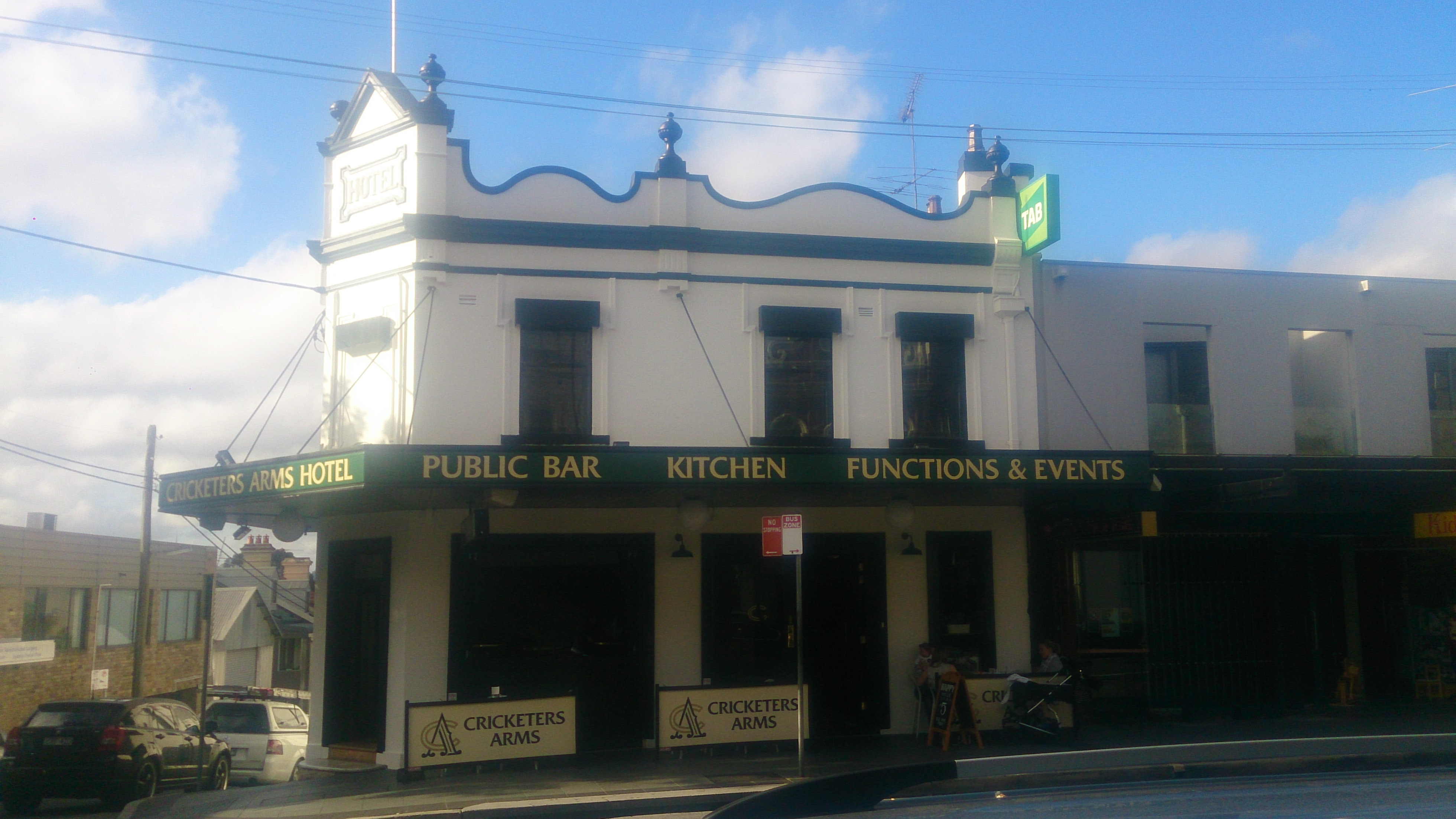 Cricketers Arms Hotel - Accommodation Mount Tamborine