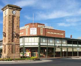 Imperial Hotel Coonabarabran - Accommodation Mount Tamborine