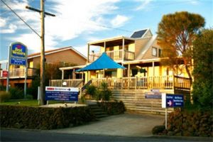Best Western Great Ocean Road Motor Inn - Accommodation Mount Tamborine