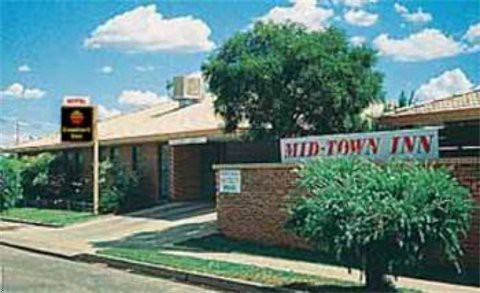 Comfort Inn - Mid Town - Accommodation Mount Tamborine