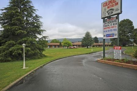 Colonial Motor Inn - Lithgow - Accommodation Mount Tamborine