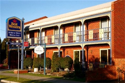Best Western Burke amp Wills Motor Inn - Accommodation Mount Tamborine