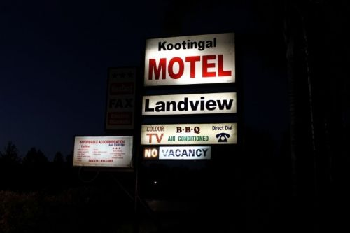 Kootingal Land View Motel - Accommodation Mount Tamborine