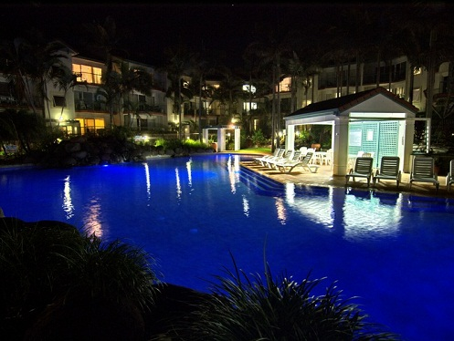 Grande Florida Beachside Resort - Accommodation Mount Tamborine