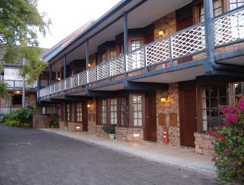 Montville Mountain Inn - Accommodation Mount Tamborine