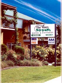 The Vines - Accommodation Mount Tamborine