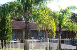 Central Coast Motel - Accommodation Mount Tamborine
