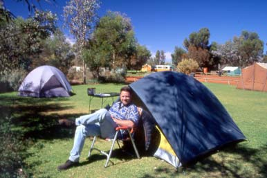 Voyages Ayers Rock Camp Ground - Accommodation Mount Tamborine
