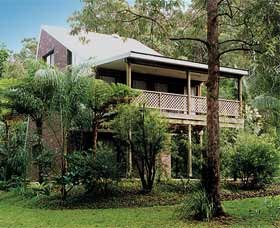 Grassy Head Hideaway - Accommodation Mount Tamborine