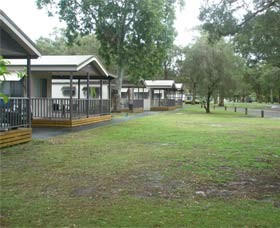 Beachfront Caravan Park - Accommodation Mount Tamborine