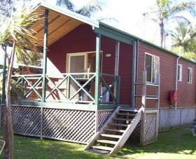 A Paradise Park Cabins - Accommodation Mount Tamborine