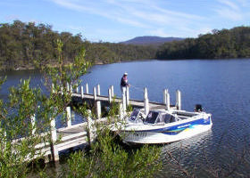 Blue Waters Holiday Cottages - Accommodation Mount Tamborine