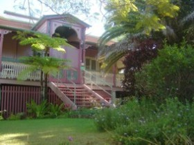 Naracoopa Bed And Breakfast And Pavilion - Accommodation Mount Tamborine