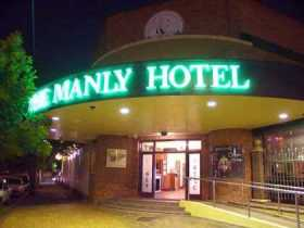 Manly Hotel The - Accommodation Mount Tamborine