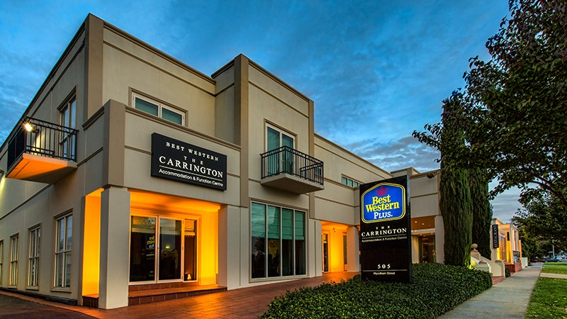 BEST WESTERN PLUS The Carrington - Accommodation Mount Tamborine