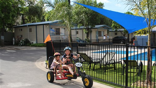 Barwon River Tourist Park - Accommodation Mount Tamborine