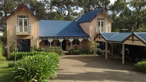 Hideaways at Red Hill - Accommodation Mount Tamborine