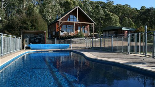 Karoonda Olive Grove Retreat at Mt Buffalo Olives - Accommodation Mount Tamborine