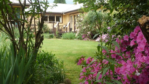 Annie's Garden Retreat - Accommodation Mount Tamborine