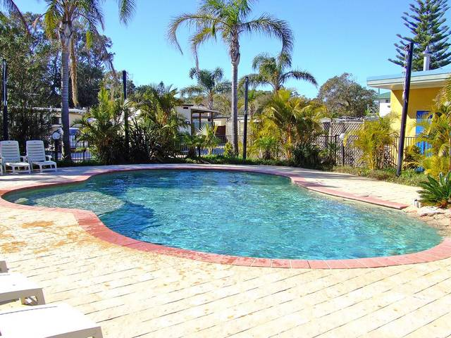 Birubi Beach Holiday Park - Accommodation Mount Tamborine