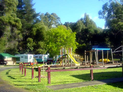 Blackwood Mineral Springs Caravan Park - Accommodation Mount Tamborine