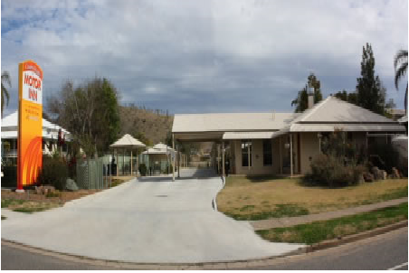 Country Roads Motor Inn - Gayndah - Accommodation Mount Tamborine