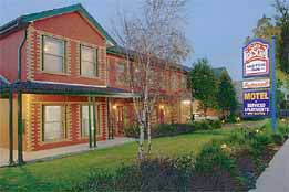 Footscray Motor Inn  Serviced Apartments - Accommodation Mount Tamborine