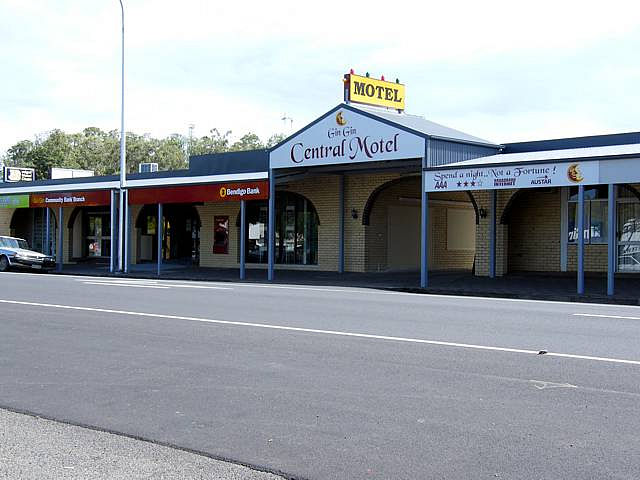 Gin Gin Central Motel - Accommodation Mount Tamborine