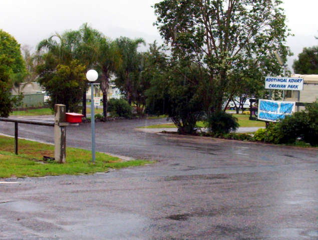 Kootingal Kourt Caravan Park - Accommodation Mount Tamborine