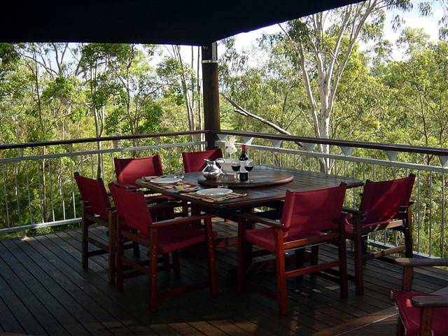 Mia Mia Bed and Breakfast - Accommodation Mount Tamborine
