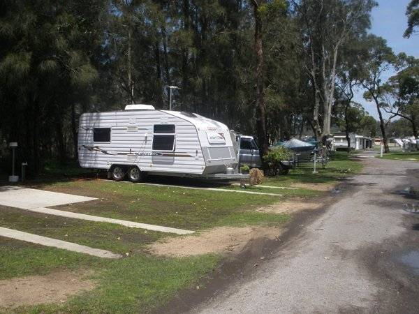 Riverside Caravan Park - Accommodation Mount Tamborine