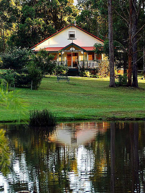 Telegraph Retreat - Accommodation Mount Tamborine