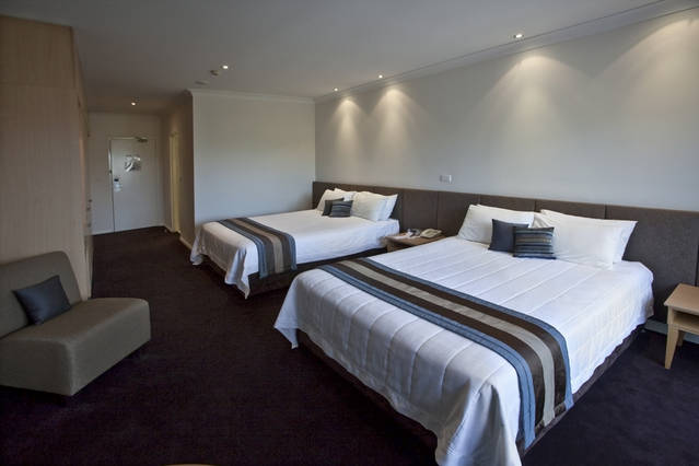 The Executive Inn Newcastle - Accommodation Mount Tamborine