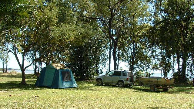 Weipa Caravan Park  Camping Ground - Accommodation Mount Tamborine
