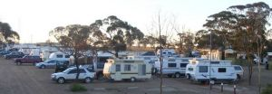 Woomera Traveller's Village  Caravan Park - Accommodation Mount Tamborine