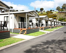 Geelong Riverview Tourist Park BIG4 - Aspen Parks - Accommodation Mount Tamborine