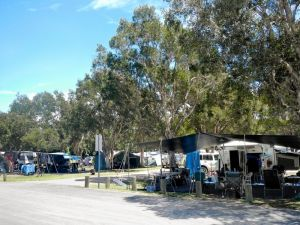 Diamond Head campground - Accommodation Mount Tamborine