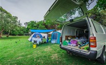 Grassy Head Holiday Park - Accommodation Mount Tamborine