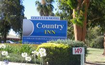 Barooga Country Inn Motel - Barooga - Accommodation Mount Tamborine