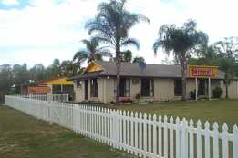 Gayndah A Motel - Accommodation Mount Tamborine