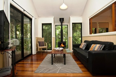 Cedar Creek Lodges - Accommodation Mount Tamborine