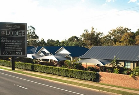 Francis Phillip Motor Inn - Accommodation Mount Tamborine