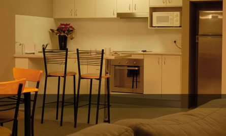 Pavilion On Northbourne Hotel  Serviced Apartments - Accommodation Mount Tamborine