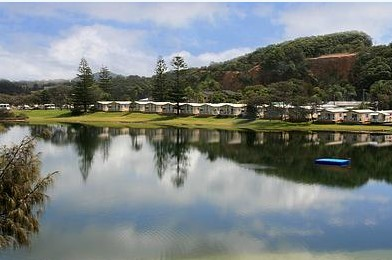 White Albatross Holiday Park - Accommodation Mount Tamborine