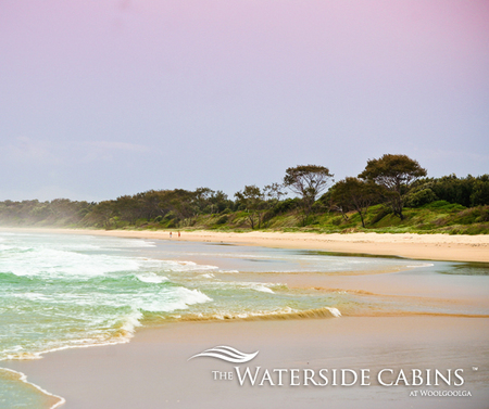 Waterside Cabins at Woolgoolga - Accommodation Mount Tamborine