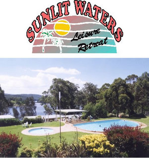Sunlit Waters Leisure Retreat - Accommodation Mount Tamborine