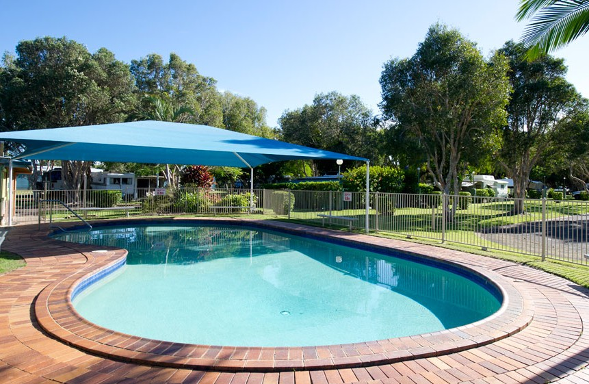 Mudjimba Beach Caravan Park - Accommodation Mount Tamborine